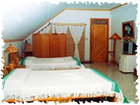 Saud Beach Resort Pagudpod Family Suite with verandah