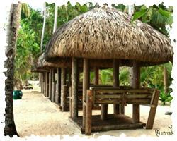 Saud Beach Resort Pagudpod cottages for guests